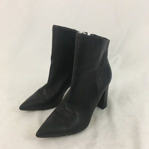 Marc Fisher Black Boots From Nordstrom NWT
